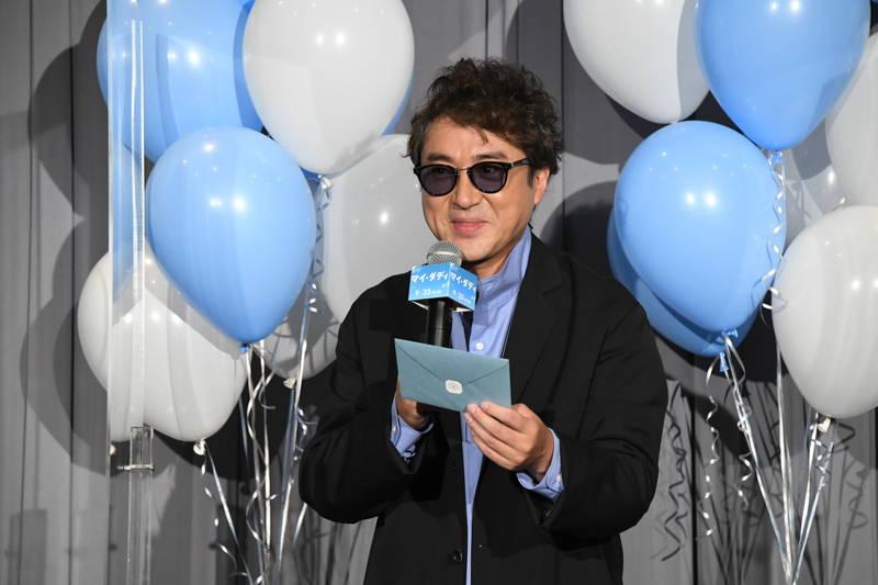 ムロツヨシ、飛行機で脚本を読んで「周囲がざわつくほど号泣」 「マイ・ダディ」で映画初主演