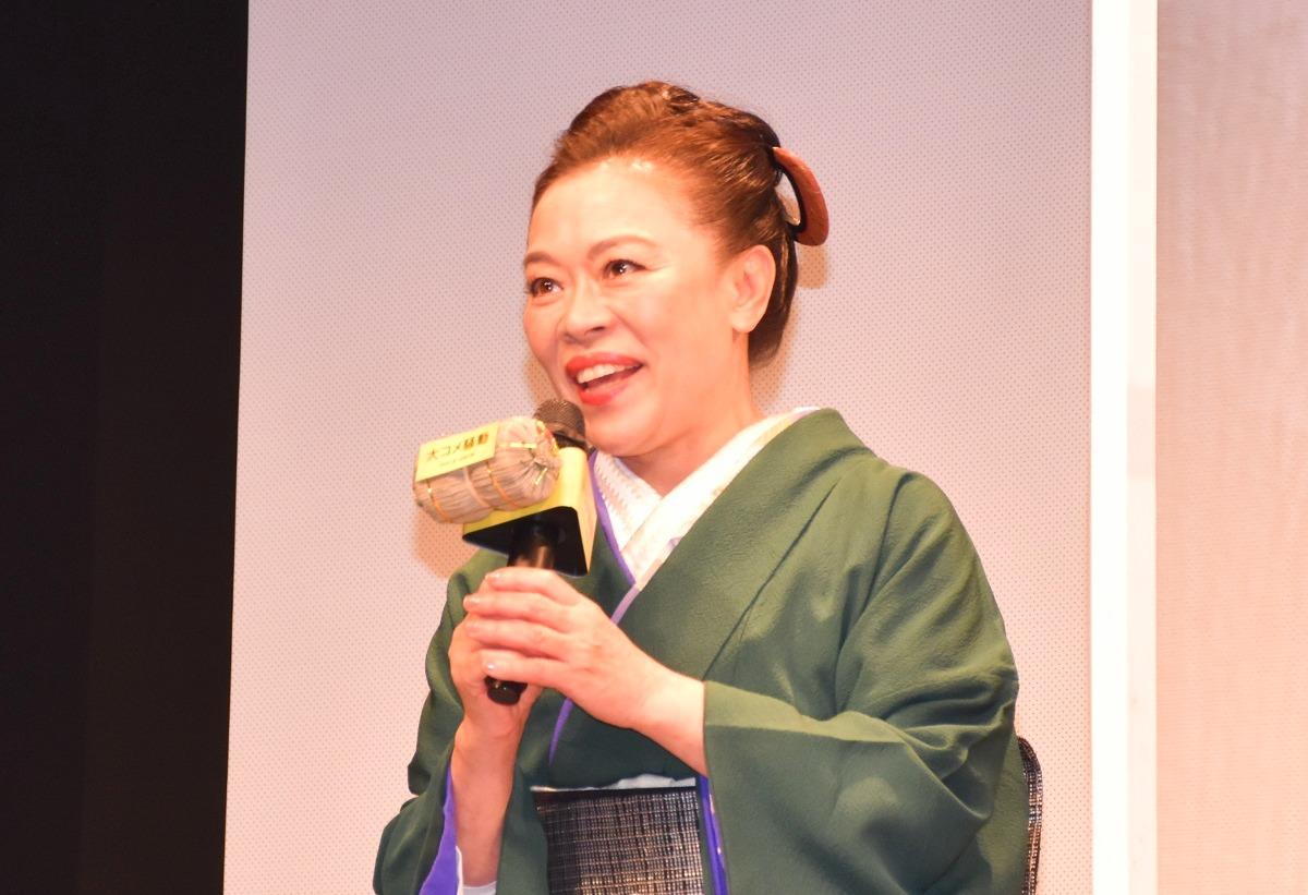 柴田理恵 姉を演じた左時枝と顔が似てる? 「富山顔というか」 「大 ...
