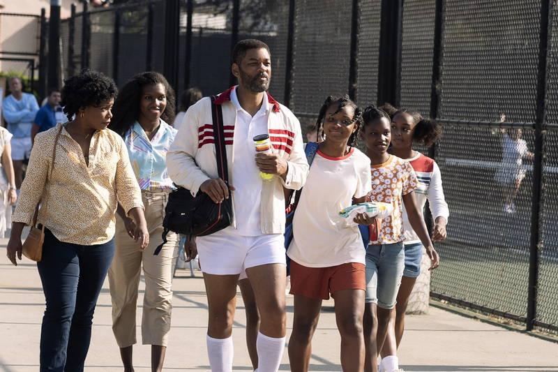 ウィル・スミス、ウィリアムズ姉妹の父役 独学で娘をプロテニス選手に育てた実話 「ドリームプラン」公開