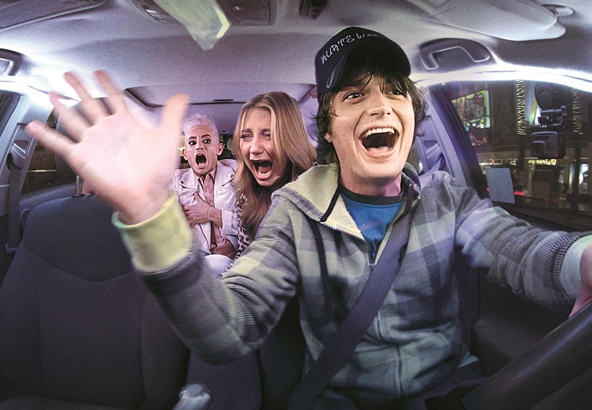ジョー・キーリー=バズるためなら人をも殺す運転手 ミーシャ・バートンも出演 「スプリー」場面写真