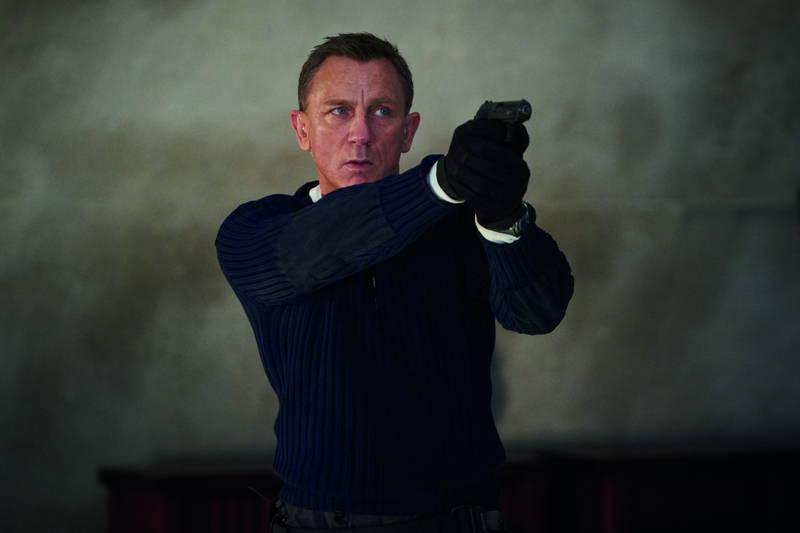 「007/ノー・タイム・トゥ・ダイ」10月1日公開決定 ダニエル・ブレイク、最後のジェームズ・ボンド