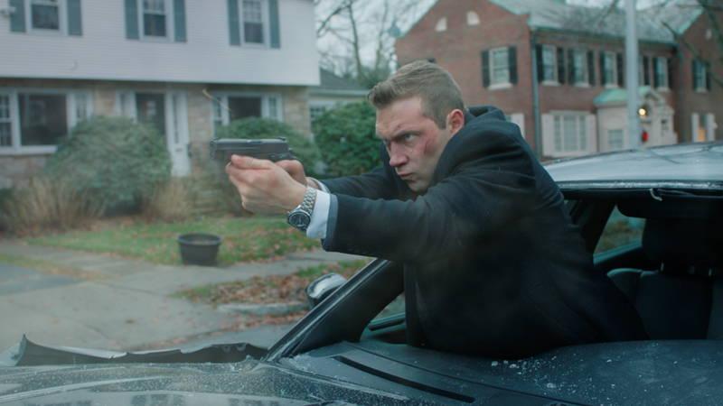 敵にしてはいけない男=リーアム・ニーソンと戦う捜査官 「ファイナル・プラン」J・コートニー場面写真