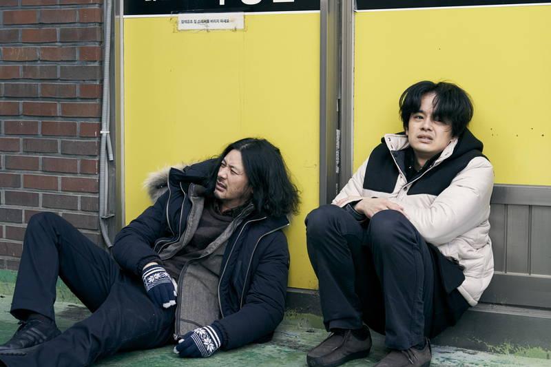 池松壮亮とオダギリジョーの掛け合い 心を通じ合わせる池松とチェ・ヒソ 「アジアの天使」特別映像公開