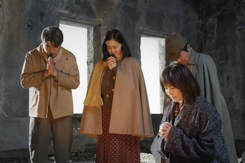 原爆で焼け落ちた浦上天主堂マリア像を盗む2人の女性 さだまさしの主題歌も 映画「祈り」予告編公開