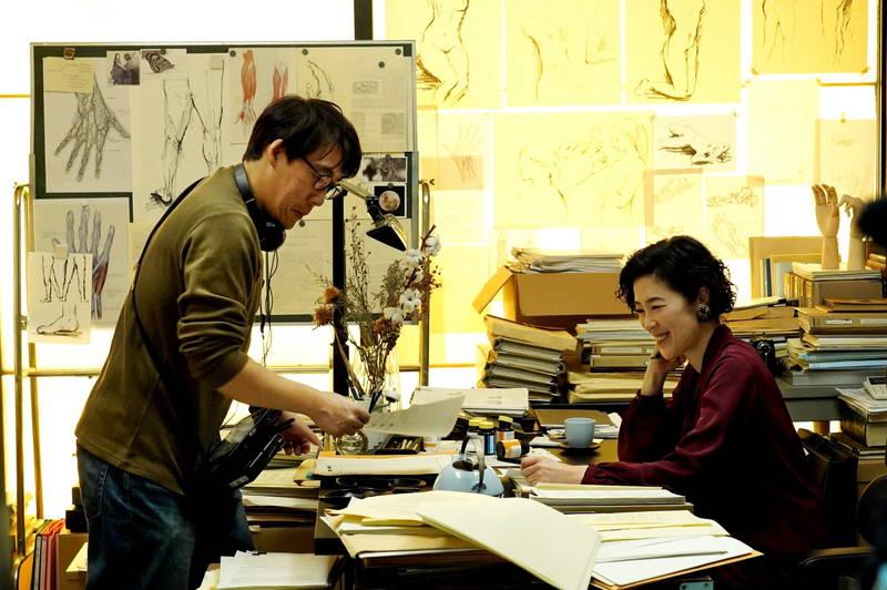 芳根京子、寺島しのぶ、岡田将生 不老不死が実現した世界の人間 監督と作り上げる 「Arc アーク」
