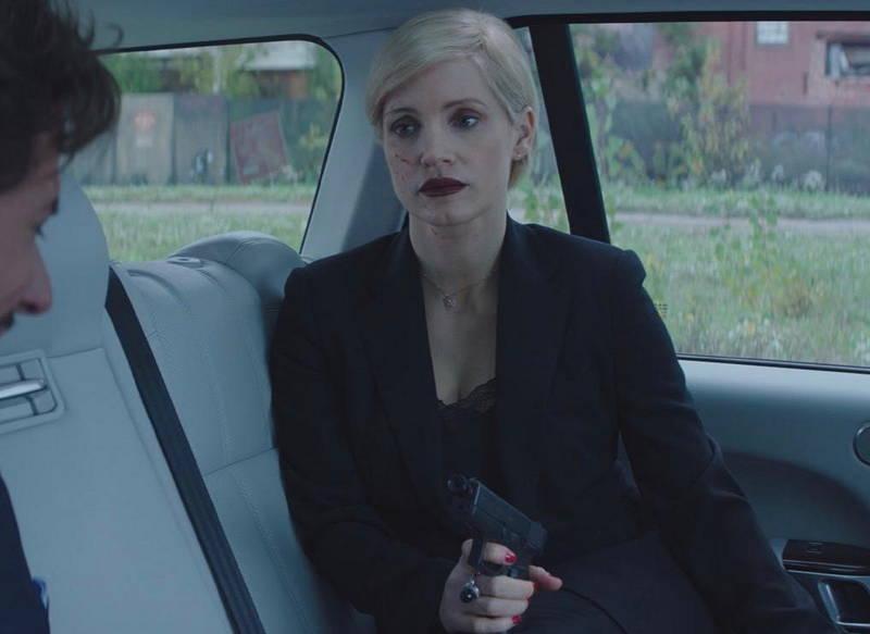 美しき暗殺者ジェシカ・チャステイン ブロンドヘア姿で任務遂行 映画「AVA/エヴァ」予告編