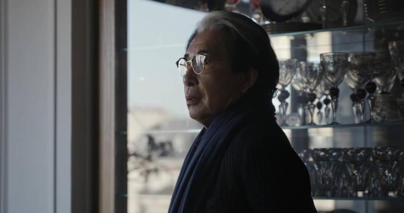 昨年81歳で亡くなった世界的デザイナー・高田賢三 功績と最期の2年間を記録したドキュメンタリー制作