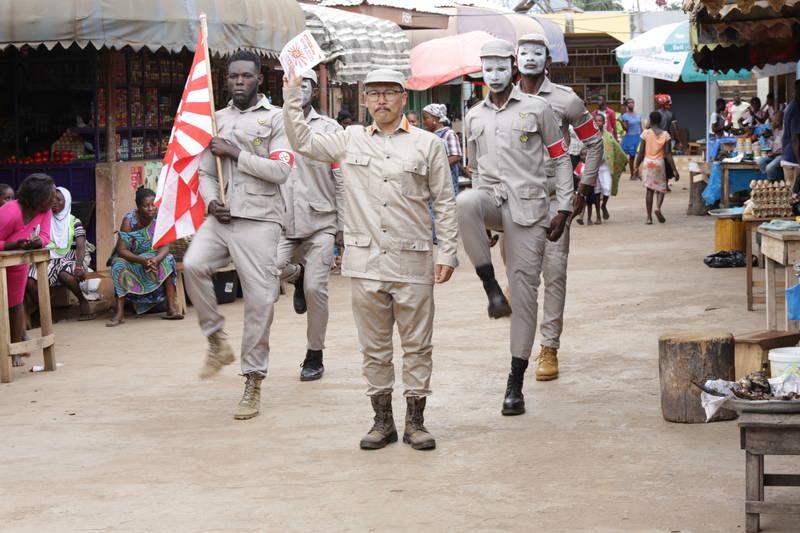 アフリカン・カンフー・ナチス